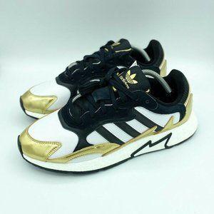 Adidas TRESC Run BOOST Running Shoes Gold sz 10